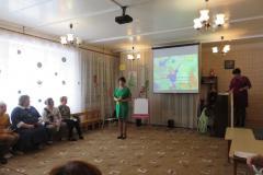 IV региональная конференция  «Диссеминация опыта по гуманной педагогике», среди педагогов дошкольного образования района, прошла 19 апреля в ДОУ